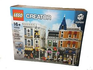 LEGO Creator Expert 10255 Assembly Square  Stadtleben NEU OVP