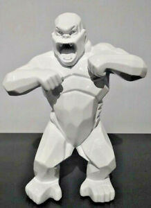 New Monkey King Kong Home Decor Gorilla Sculpture Geometric Modern statue Gift.