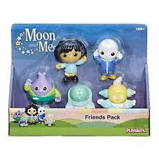 Moon and Me Figure Collection - Friends Pack - Brand New
