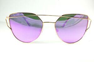 UV899RV Purple Fashion Sunglasses By 1 get 1 Free