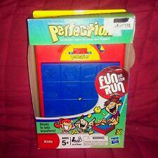Hasbro PERFECTION Fun On The Run Travel Game New in Open Box 2010