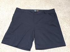 Dickies Performance Work Wear Women's Flex Shorts  Plus Sz Women's 3X
