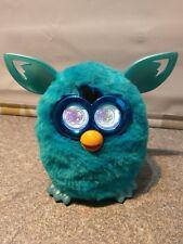 Furby Boom 2012 Hasbro Aqua Teal Blue