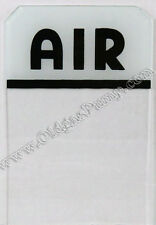 ECO 90 SERIES AIR METER FACE GLASS FREE S&H AM-101