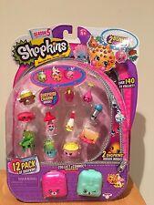 Shopkins season 5 NEW 12 pack Translucent  Strawberry Kiss charm Jen Jug