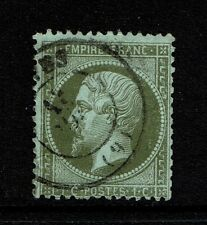 France SC# 22 - Used (Strong Diag. Crease) - Lot 081317
