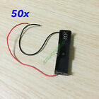 50 Storage holder connector box for 1S 2S 3S AA AAA 10440 14500 R6P LR03 battery