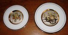 New ListingVintage Pair Of Beautiful 24K Gold Chokin' Plates