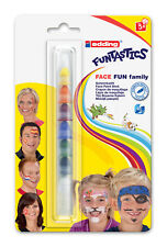 "Schminkstift Edding 47 ""fun face painter"" - 7 Farben - Kinderschminke Karneval"