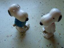 Lot de 2 Snoopy mécanique