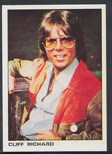 Panini 1980 Rock & Pop Collection - Sticker No 18 - Cliff Richard (S266)