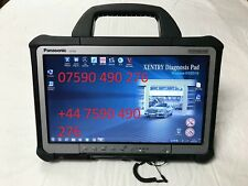 Panasonic CF-D1 Xentry Tablet For Diagnostics - das mb star c5 c4 mercedes
