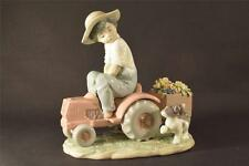 Lladro Porcelain A Day's Work #6563