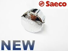 SAECO PARTS - CHROMED WATER-STEAM KNOB FOR TALEA ALL MODELS