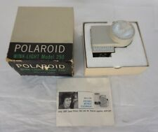 Vintage Polaroid Wink-Light Model 250