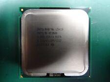 4 x Intel Xeon Processor SLBBS L5410 12M Cache, 2.33 GHz, 1333 MHz FSB