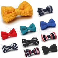Fashion Adjustable Men Tuxedo Classic Novelty Wedding Bow Tie Necktie for Gift