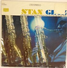 Stan Getz / Stan Getz vinyl LP 1966 open shrink Ex+ 'Sears' label Classic Jazz
