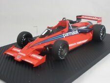 True Scale TSM Brabham BT46B Niki Lauda ventilator winner Sweden GP 1978 1/18
