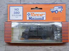 Roco Minitanks  Herpa (NEW) Cold War German Steyr 586 TLF Fire Truck Lot 906K