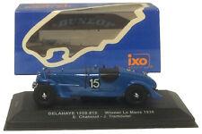 IXO LM1938 Delahaye 135S #15 Winner Le Mans 1938 - Chaboud/Tremoulet 1/43 Scale