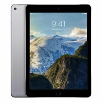 New Apple iPad 9.7 Inch 2017 (128GB Wifi Space Grey) - Apple Warranty - 5th Gen.