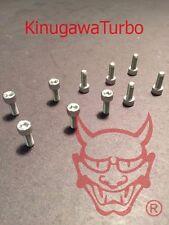 Kinugawa Socket Head Cap Screw Bolt 6 mm X 1.0 X 15 mm Long 10/pack