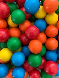1KG GUMBALLS COLOURFUL GUM BALLS SUITABLE FOR GUMBALL MACHINE