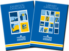 STOCKHOLMIA 2019 Catalogues – special hardbound edition for bibliophiles