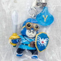 RARE Dragon Quest 2 Character Mascot Strap Prince of Roreshia JAPAN GAME WARRIOR