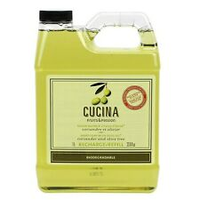 Cucina Coriander and Olive Tree Hand Soap Refill 1 Liter