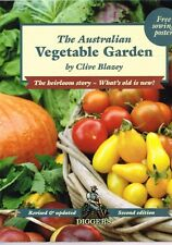 The Australian Vegetable Garden - Heirloom Story What's Old is New - Blazey HBDJ