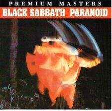 BLACK SABBATH - PARANOID CD RARE CASTLE RELEASE PCD 10027