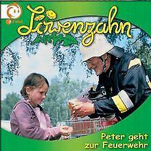 17: Peter Geht zur Feuerwehr von Löwenzahn | CD | Zustand gut