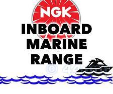 NGK SPARK PLUG For MARINE ENGINE OMC Stern Drive 3.0L Cobra HO 90-->98