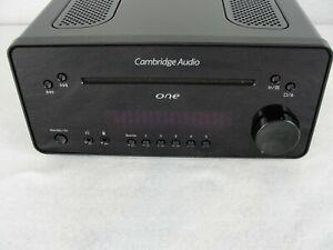 Cambridge Audio One - RX30 - Kompaktanlage mit CD Player und Bluetooth