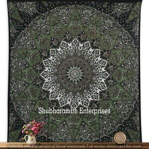Indian Wall Hangings Tapestries Throw Ombre Wall Decor Bedding Bedspread Decor