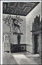 HEIDELBERG Schloss 1906 Hisch-Motiv im Friedrichsbau