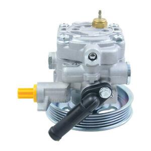 New Power Steering Pump 34430-FG040 For Subaru Impreza WRX STI 2.5L 2008-2014