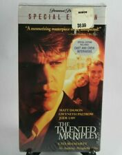 The Talented Mr. Ripley Vhs (2001, Special Edition)