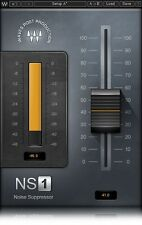 Waves NS1 Noise Supressor Hiss & Noise Reduction Plugin TDM AAX RTAS VST AU SG