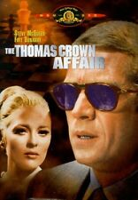 The Thomas Crown Affair (Steve McQueen 1968) Region 4 New DVD