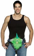 One Eyed Monster Mens Funny Adult Halloween Costume Hilarious Adult Naughty