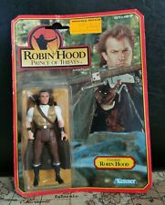 Robin Hood Prince of Thieves Crossbow Kevin Costner action figure 1992 Kenner