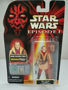Star Wars Episode I (Collection 2) Ric Olie - Hasbro 1999