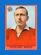 CALCIATORI Mira 1967-68 - Figurina-Sticker - CATALANO - MANTOVA -Rec