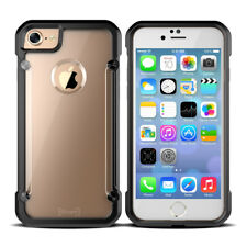 iPhone Case Shock-Absorption Bumper Anti Scratch Clear Back Ultra Thin