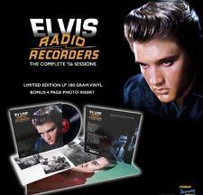 Elvis Presley LP / Vinyl - Radio Recorders - The Complete '56 Sessions - NEU