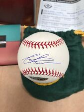 Mark Prior Signed Baseball UDA Upper Deck Authenticated MLB Auth