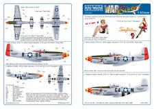 Kits-mundo 1/32 P-51D Mustang 357th FG # 32002